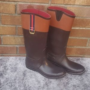 Tommy Hilfiger boots 👢